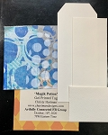 'Magik' Potion Watercolor Paper Kit with Gel Printed Paper included