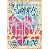 Love Notes Valentine Gel Printed Card and Accompanying Video Link